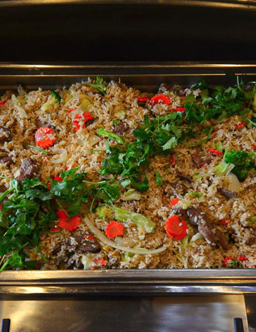 Thai Fried Rice Catering Spokane & CDA