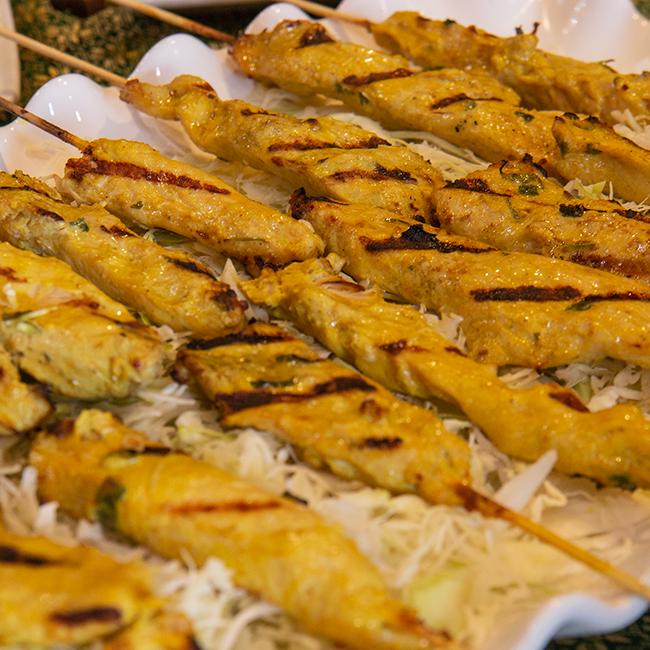 thai food spokane